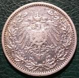 Гкрмания 1/2 марки 1905, фото №3