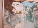 Картина * Город на воде *, фото №3