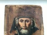 Икона Николай угодник, фото №3