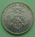 5 марок, 1902 год, Саксоня., фото №6