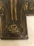 Чеканка православный крест, фото №7
