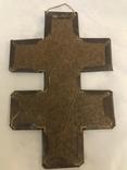 Чеканка православный крест, фото №8