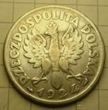 1 злот. 1924 год, Польша., фото №7