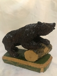 Медведь дерево, фото №5