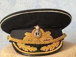 Фуражка адмирала ВМФ СССР, фото №2