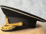 Фуражка адмирала ВМФ СССР, фото №5