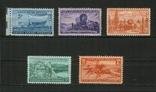 1940-53 США Освоение Америки, юбилеи, фауна, лот 5 шт., фото №2