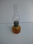 Керосиновая лампа из СССР, фото №2