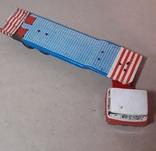 Машина грузовик+прицеп SpecialtransportMS Brandenburg ГДР GDR 1960-е жесть жестяная, СССР, фото №4
