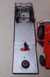 Машина грузовик+прицеп SpecialtransportMS Brandenburg ГДР GDR 1960-е жесть жестяная, СССР, фото №12
