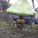 Подвесная керосиновая лампа, фото №2