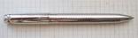 Шариковая авторучка полностью из металла, фото №2