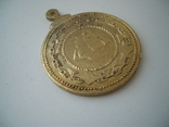 Медаль Нахимова №5831 КОПИЯ( Гиренко Херсон), фото №5