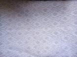 Отрез кружевной ткани винтаж 0,9х2,5 м, фото №3