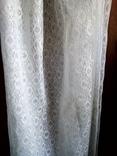 Отрез кружевной ткани винтаж 0,9х2,5 м, фото №5