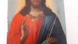 Старинная икона.Иисус Христос., фото №12