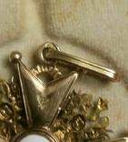 Орден Святого Станислава III cтепени. В футляре., фото №7