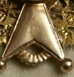 Орден Святого Станислава III cтепени. В футляре., фото №8
