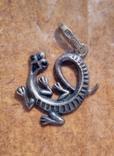"1990 г. подвеска в упаковке, Таллинн, ПО ""Ювээл"", серебро 925, фото №6"