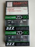 Аудиокассеты новые, фото №3