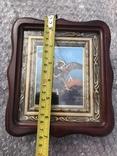 Икона 17х15 см, фото №5