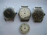 Часы Москва (3 шт.) + циферблат, фото №2
