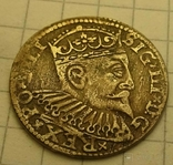 1598 год, 3 гроша, Рига., фото №2
