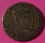 1598 год, 3 гроша, Рига., фото №5