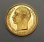 10 крон, 1909 г Дания, фото №3