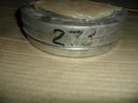 Кинопленка 16 мм 2 шт П.Г.Тычина Тичина (укр вариант) 1 и 2 части, фото №5
