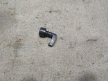 Кнопка на штык нож Бучер копия, фото №3
