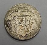 4,5 пиастра, 1901 г Кипр, фото №2