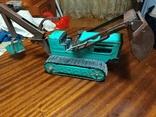 Продам детский трактор времён ссср, фото №5