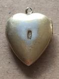 Серебряный кулон с Изумрудом, фото №10