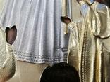 Икона  Введение во храм в серебряном окладе  84, фото №3