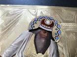 Икона  Введение во храм в серебряном окладе  84, фото №6