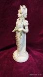 """Старинная Статуэтка """"Мадам Бовари"""", 33 см, WagnerApel, Германия., фото №6"""