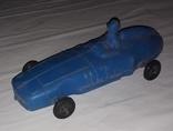 Дутыш гоночная машинка СССР длина 23 см., фото №2