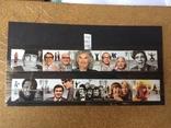 Видатні актори-коміки Великобританіі 2015 р. CV13 фунт, фото №2