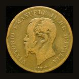 Италия 5 чентезими 1861 М, фото №2