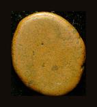 Французкая Индия Пондишери 1/2 дуду 1720, фото №3