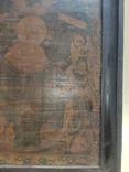 """Икона """"Всем скорбящим радость"""" с копеечками.48х36,5см., фото №4"""
