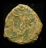 Византия медная монета, фото №3