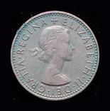 Великобритания 6 пенсов 1965, фото №3