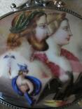 Кулон с эмалями., фото №6
