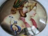 Кулон с эмалями., фото №11