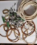 Радиодетали,провода -одним лотом.№72.+*, фото №3