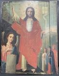 """Древняя икона """"Воскресение"""" под реставрацию, фото №2"""