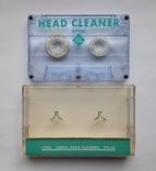 TDK Audio head cleaner HCL-22 (кассета для чистки магнитофонных головок), фото №3