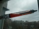 Шариковая ручка Шприц с кровью, фото №3